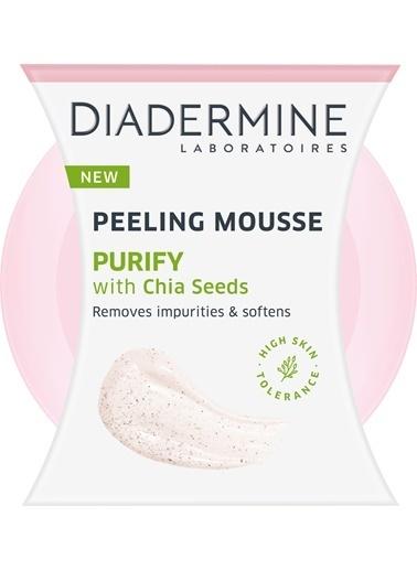Diadermine Diadermine Naturally Bıo Me Arındırıcı Köpük Peeling 75 Ml Renksiz